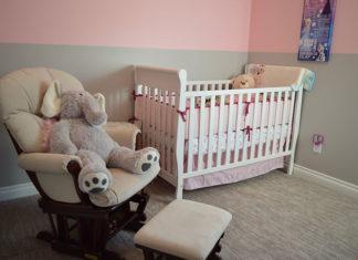 Pokój dla sześcioletniej dziewczynki