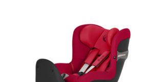Fotelik Cybex Sirona – model dla wymagających