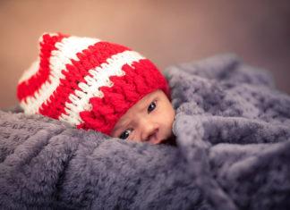 Jak dobrać rozmiar czapki dla noworodka