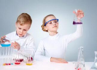 Laboratorium dla dzieci - doświadczenia i eksperymenty
