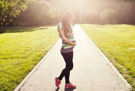 Początek ciąży