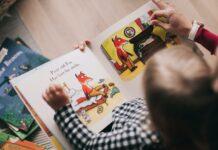 czytanie dziecku książek