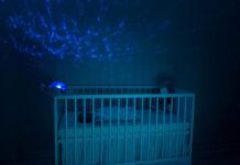 Dekoracyjne lampki do pokoju niemowlaka